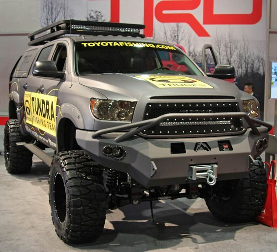 "ALL NEW "" 2017 Toyota Tundra TRD"", 2017 Concept Car Photos and Images, 2017 Cars"