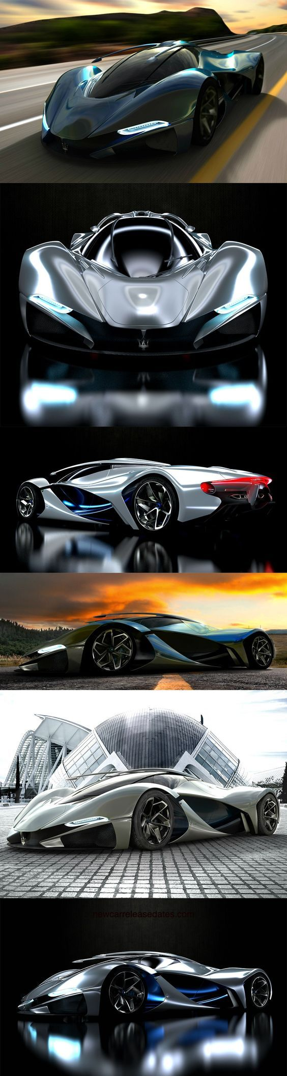 "MUST SEE "" 2017 LaMaserati - Concept Car"", 2017 Concept Car Photos and Images, 2017 Cars"