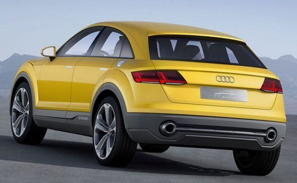 AUDI Q4 2019: PRICES, Review AND PHOTOS