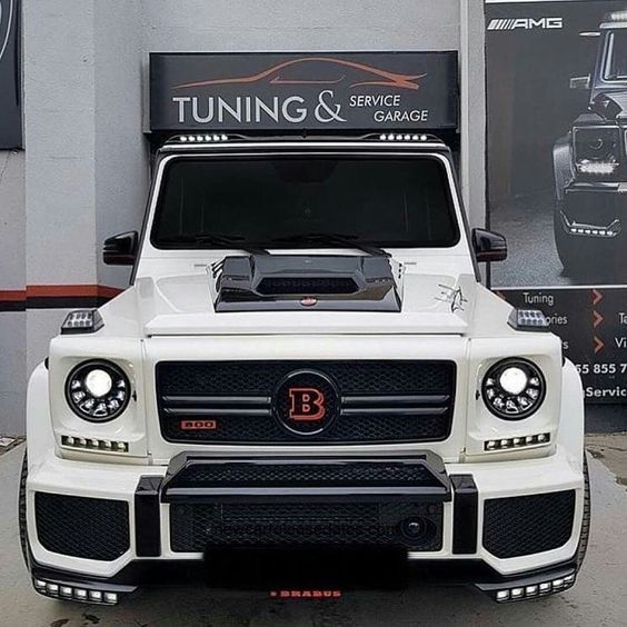 "MUST SEE ""2018 Brabus 800 - MB G63 W463""  Concept Release Date, Price, News, Reviews"
