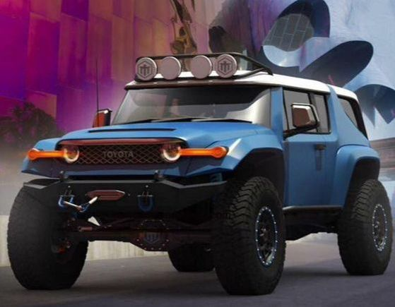 "MUST SEE NEW ""2018 FJ Cruisier""  Concept Release Date, Price, News, Reviews"