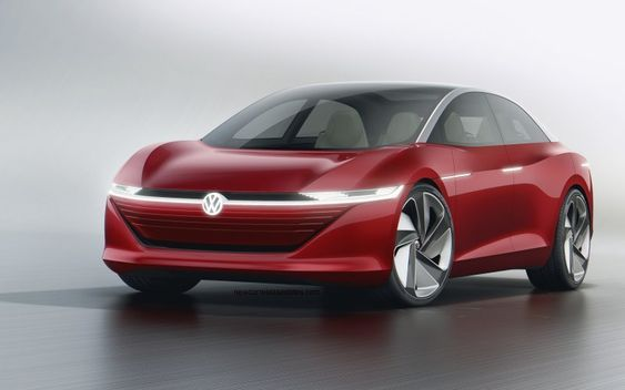 "MUST SEE NEW ""2018 Volkswagen I.D. Vizzion""  Concept Release Date, Price, News, Reviews"