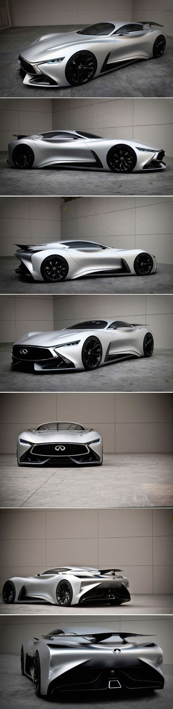 "MUST SEE ""2018 Infiniti Concept Vision GT "" Concept Release Date, Price, News, Reviews"