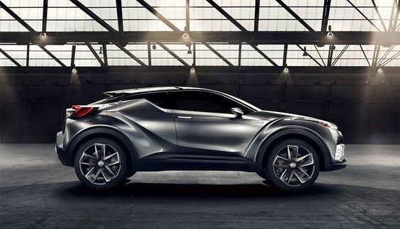 "Check Out The New 2018 ""  Toyota CHR"", In Action, 2018 Concept Car Photos and Images, 2017 New Cars"