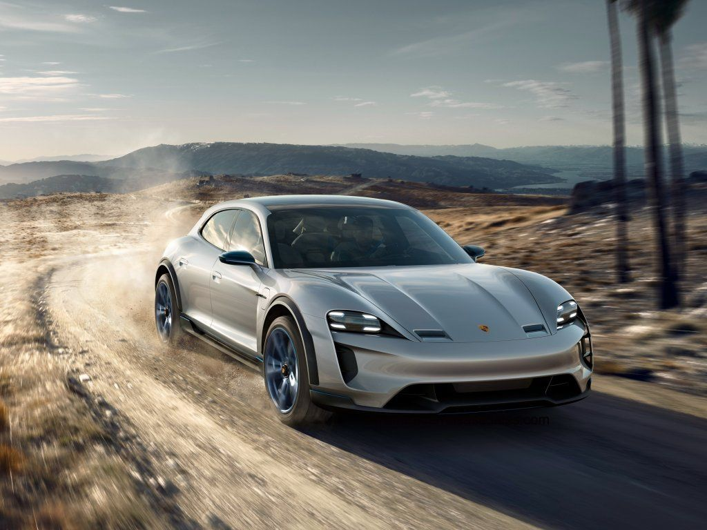 "MUST SEE NEW ""2018 Porsche Mission E Cross Turismo""  Concept Release Date, Price, News, Reviews"