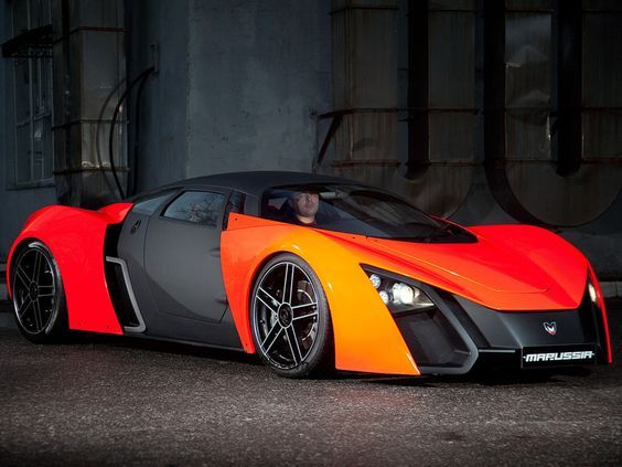 2019  Marussia B2 : The Everyday Marussia B2
