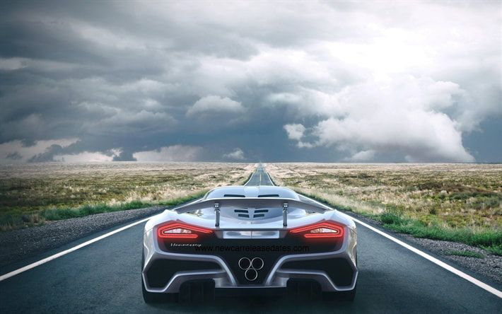 Class of 2019: The New and Redesigned - 2019 Hennessey Venom, 2019 hypercar