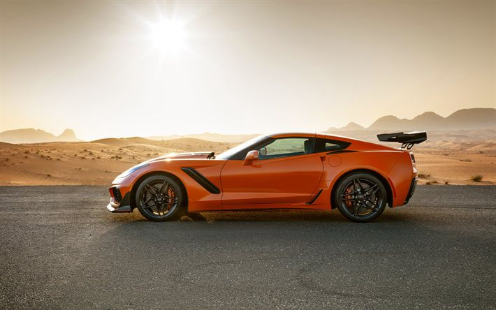 2019 Chevrolet Corvette ZR1 - Anticipated 2019 Car Model Worth Waiting For