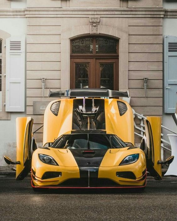 Super Koenigsegg : Sculpted and sophisticated