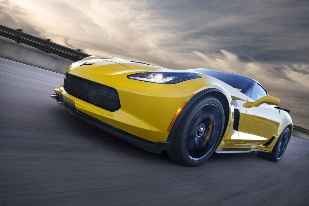 TRY ALL NEW: Chevrolet Corvette Z06 Review