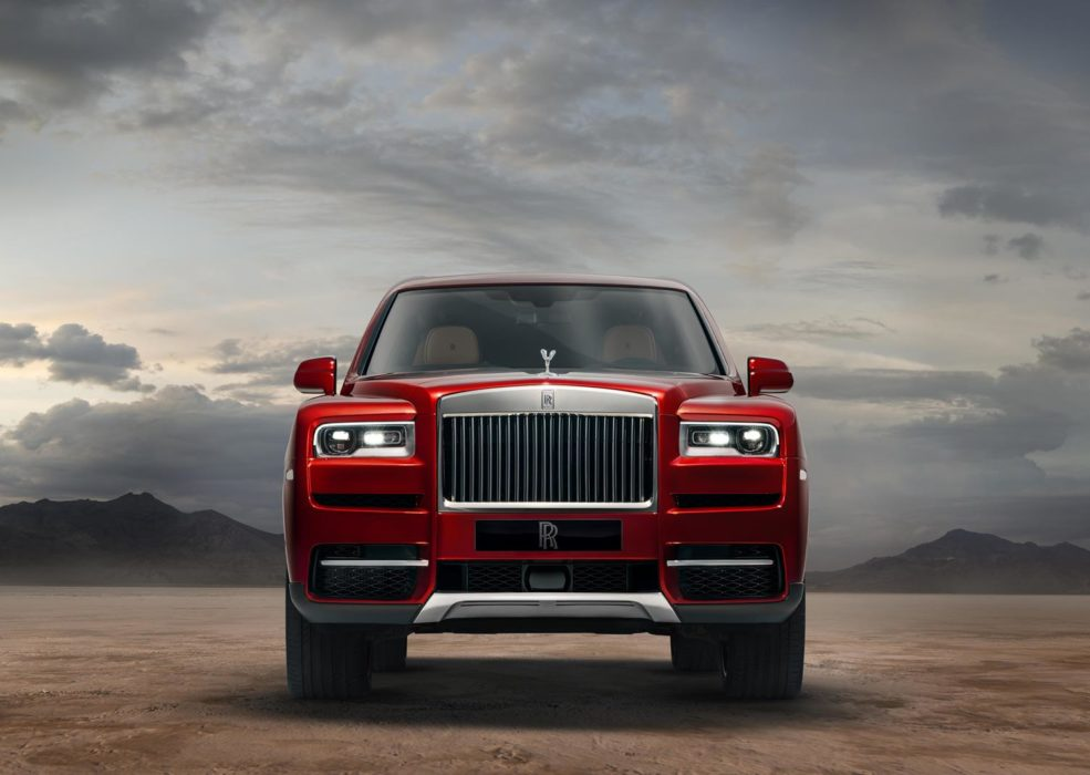 Rolls-Royce Cullinan 2019 - Review And Preview 2019 Rolls-Royce