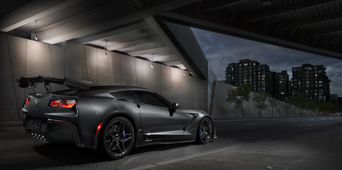 ​The wait is over. See how the all-new 2019 Chevrolet Corvette ZR1