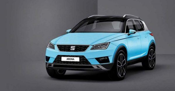 SEAT ARONA 2018: PRICES, Review AND PHOTOS