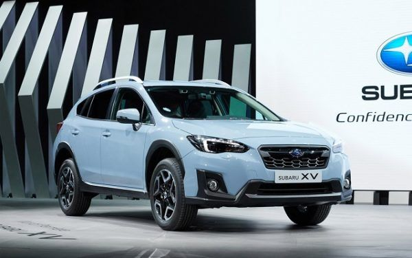 SUBARU XV 2018: PRICES, Price AND PHOTOS
