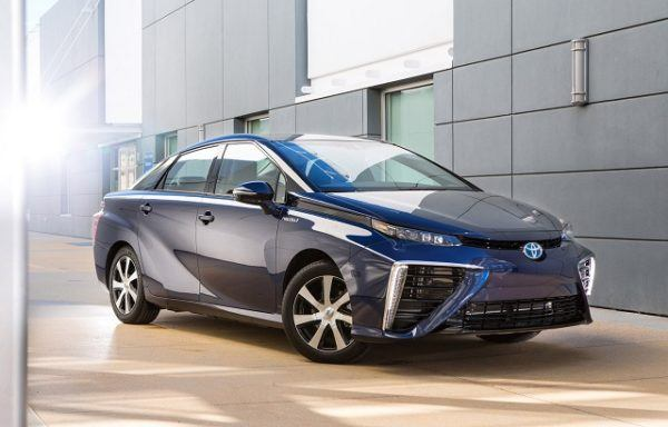 TOYOTA MIRAI 2018: PRICES, Review AND PHOTOS