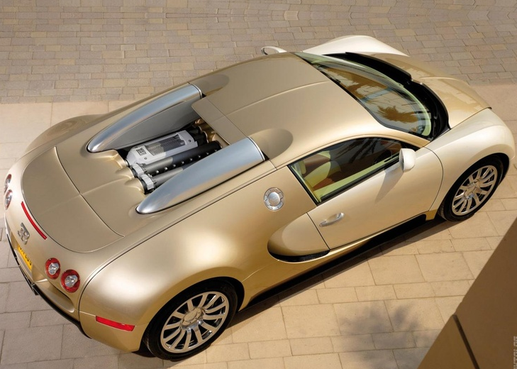 Isn't it about time you shook things up a bit? 2019 Bugatti Veyron