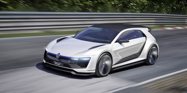 The best bang for your buck would be the  2019 Volkswagen Golf GTE Sport concept