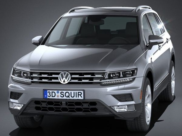 VOLKSWAGEN TIGUAN ALLSPACE 2018: PRICES, Review AND PHOTOS